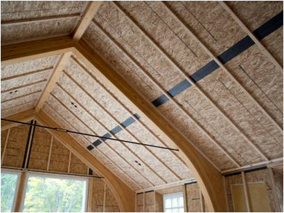 Yes Unvented Roof Assemblies Can Be Insulated With